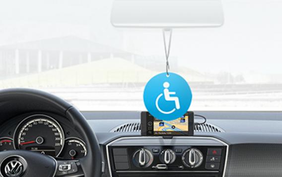 Resultado de imagem para desconto mem carro para deficientes